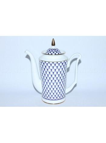 Coffee pot Cobalt Net, Form Yulia