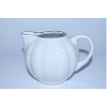Creamer Golden ribbon, Form Tulip