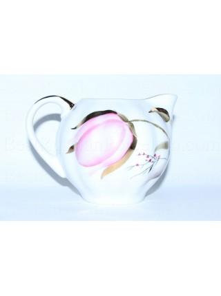 Creamer Pink Tulips, Form Tulip
