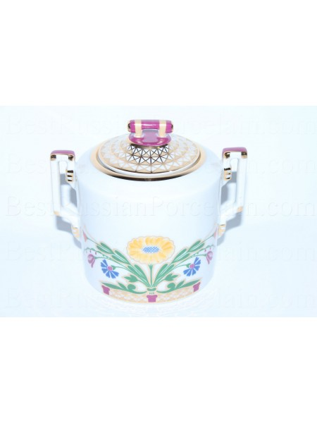Sugar Bowl pic. Zamoskvorechye, Form Heraldic