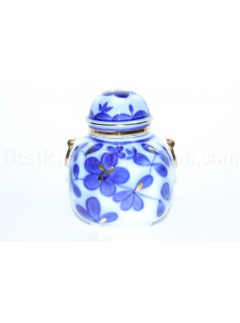 Tea caddy pic. Blooming Tea, Form Ring