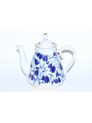 Teapot pic. Bluebells, Form Radiant