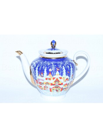 Teapot pic. Winter Tale, Form Spring