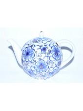 Teapot pic. Bindweed, Form Tulip