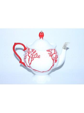 Teapot Coral, Form Natasha