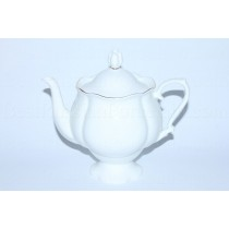 Teapot Golden Ribbon, Form Natasha