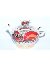 Teapot Red Rooster, Form Family