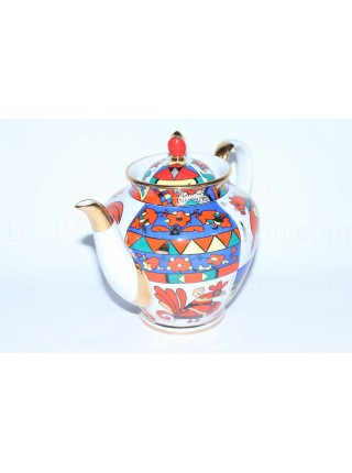 Teapot pic. National Patterns, Form Spring