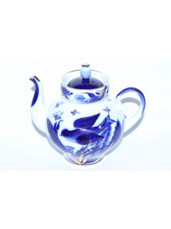 Teapot Goldfinch, Form Bouton