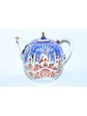 Big Teapot pic. Winter Tale, Form Novgorod
