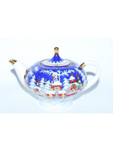 Teapot Winter Tale, Form Novgorod