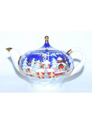 Teapot Winter Tale, Form Novgorod