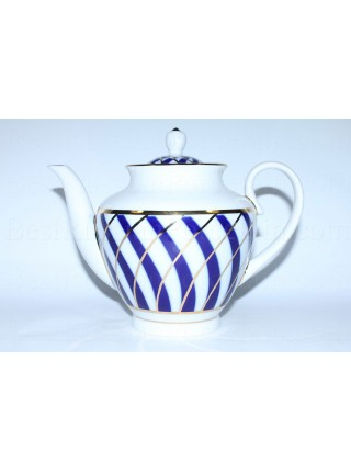 Teapot pic. Todes, Form Spring