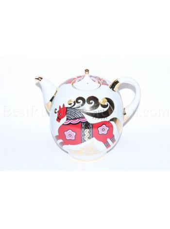 Teapot pic. Red Horse Form Novgorod, BIG 2.5L