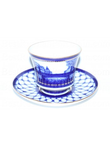 Cup and Saucer pic. Potseluev Bridge, Form Banquet
