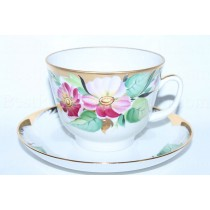 Cup and saucer pic. Hope (Nadezhda), Form Gift