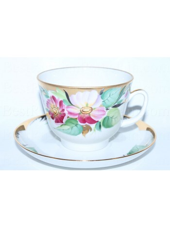 Cup and saucer pic. Hope, Form Gift