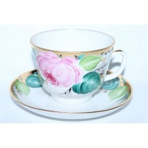Cup and saucer pic. Love (Lyubov), Form Gift