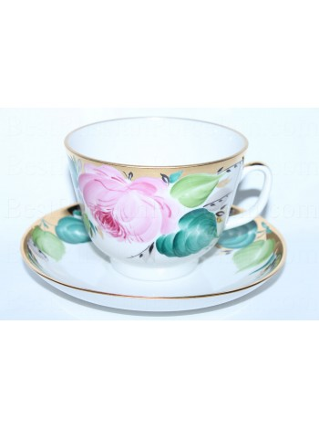 Cup and saucer pic. Love, Form Gift