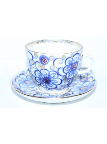 Cup and Saucer pic. Bindweed, Form Tulip