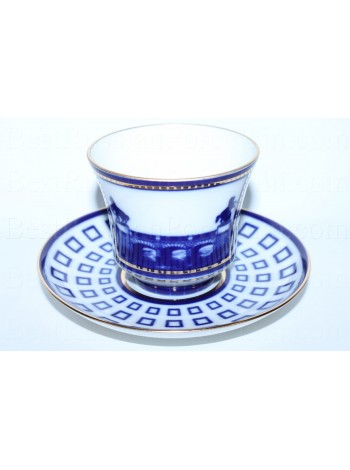 Cup and Saucer pic. Anichkov Bridge, Form Banquet