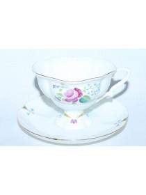 Cup and saucer pic. Bride, Form Natasha