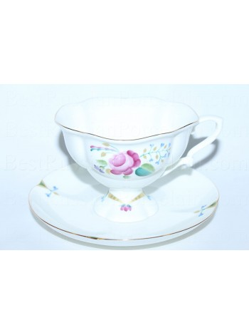 Cup and saucer pic. Bride, Form Natasha