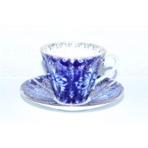 Cup and saucer pic. Black Grouse, Form Radiant
