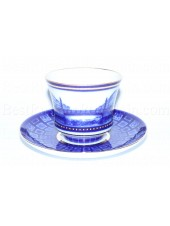 Cup and Saucer pic. Egyptian Bridge, Form Banquet