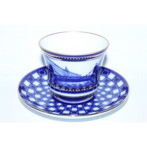 Cup and Saucer pic. Bank Bridge, Form Banquet