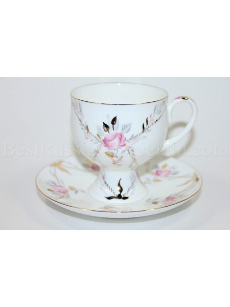 Cup and Saucer pic. Gallant Form Classical-2