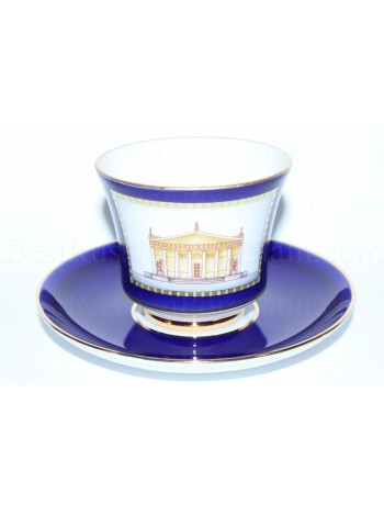 Cup and Saucer pic. Saint-Petersburg Classic 2, Form Banquet