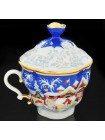 Cup and Saucer and Lid pic. Winter Tale, Form Gift-2