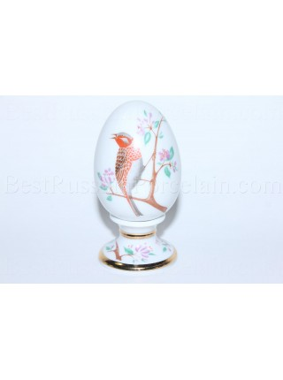 Easter Egg pic. Bird Bunting Form Neva