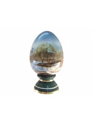 Easter Egg pic. Spring, Form Egg