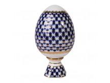 Easter Egg pic. Cobalt Net, Form Egg