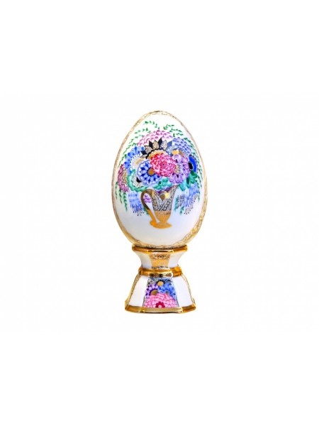 Easter Egg pic. Bouquet, Form Egg