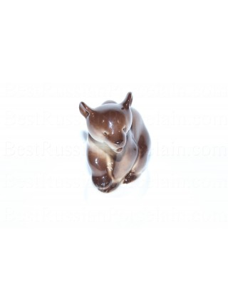 Sculpture Brown Bear (Polar Cub)