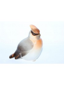 Sculpture Bird Waxwing (Sviristel-1)