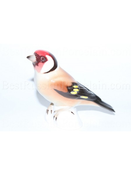 Sculpture Bird Goldfinch, Finch