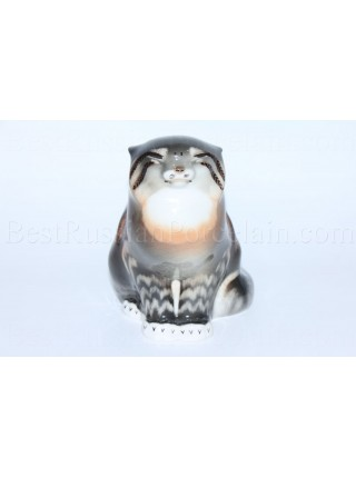 Sculpture Cat, Wildcat Manul