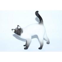Sculpture Siamese Cat