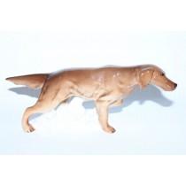 Sculpture Dog Irish Setter