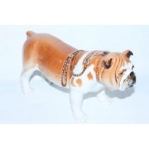 Sculpture Dog English Bulldog
