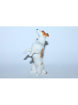 Sculpture Dog Jack Russell Terrier - Mickey