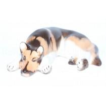 Sculpture Dog German Shepherd