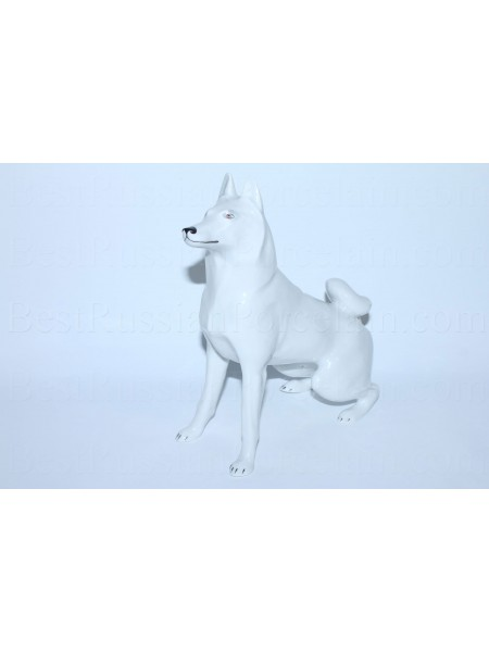 Sculpture Dog Laika