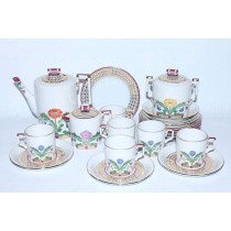 Coffee Set pic. Zamoskvorechye 6/21, Form Heraldic