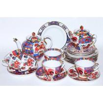 Tea Set pic. National patterns 6/20 Form Spring