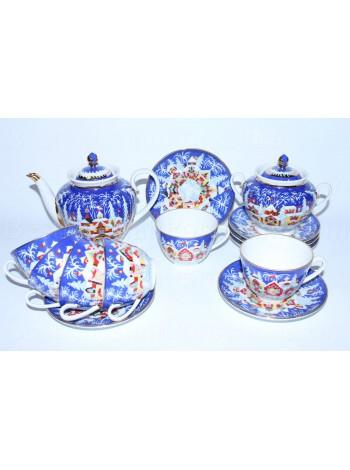 Tea Set pic. Winter Tale 6/14 Form Spring